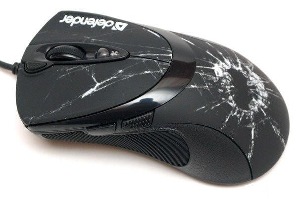 За ремонт-мышка в подарок