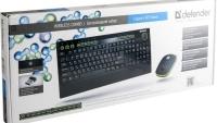 Набор клавиатура+мышка defender